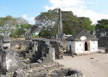 Visit Bagamoyo Ruins